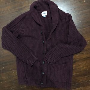 Men's size large sweater
